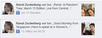 Facebook Live Benachrichtigung Ausschalten - die nervigen Einträge